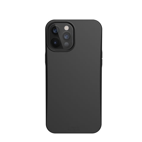"Buy New iPhone 12 Pro Max (6.7"") UAG Outback Biodegradable Composite Rugged Case - Black authentic accessories with afterpay & Free express shipping."