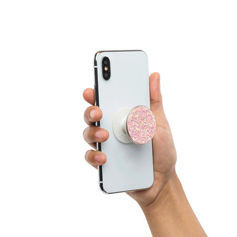 best holder gliter pink colour from popsockets australia. buy online with afterpay payment and free express shipping australia