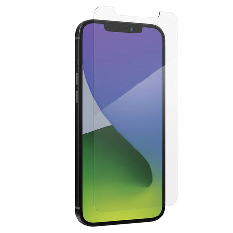 "Shop off your new iPhone 12 Pro Max (6.7"") ZAGG InvisibleShield Glass Elite+ Screen Protector Online local Australia stock"