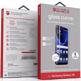 Shop Australia stock ZAGG INVISIBLESHIELD GLASS CURVED TEMPERED SCREEN PROTECTOR FOR GALAXY S8 with free shipping online. Shop Zagg collections with afterpay