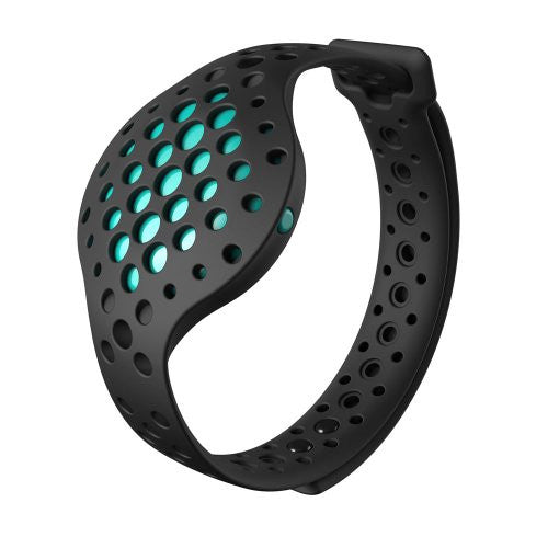 Moov Now Personal Fitness Coach Workout Tracker - Aqua Blue