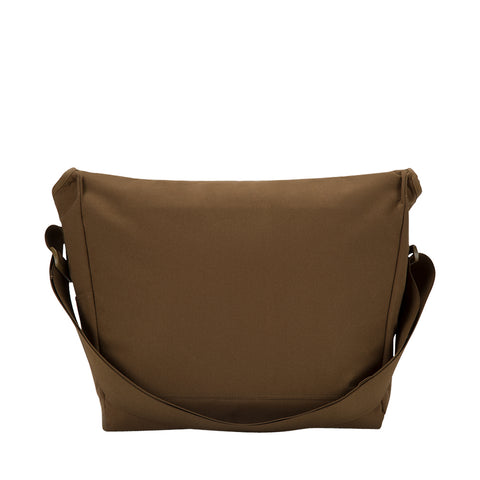 "buy incase compass messenger bag for macbook upto 15"" inch bronze brown color free shipping australia wide"