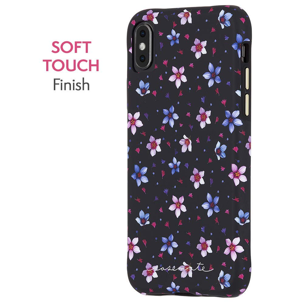Casemate Wallpaper Street Case For Iphone Xs Max Floral Garden