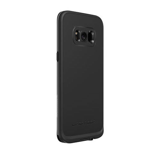 Authorized Distributor Lifeproof Fre Waterproof Case For Galaxy S8 Asphalt Black Australia Australia Stock