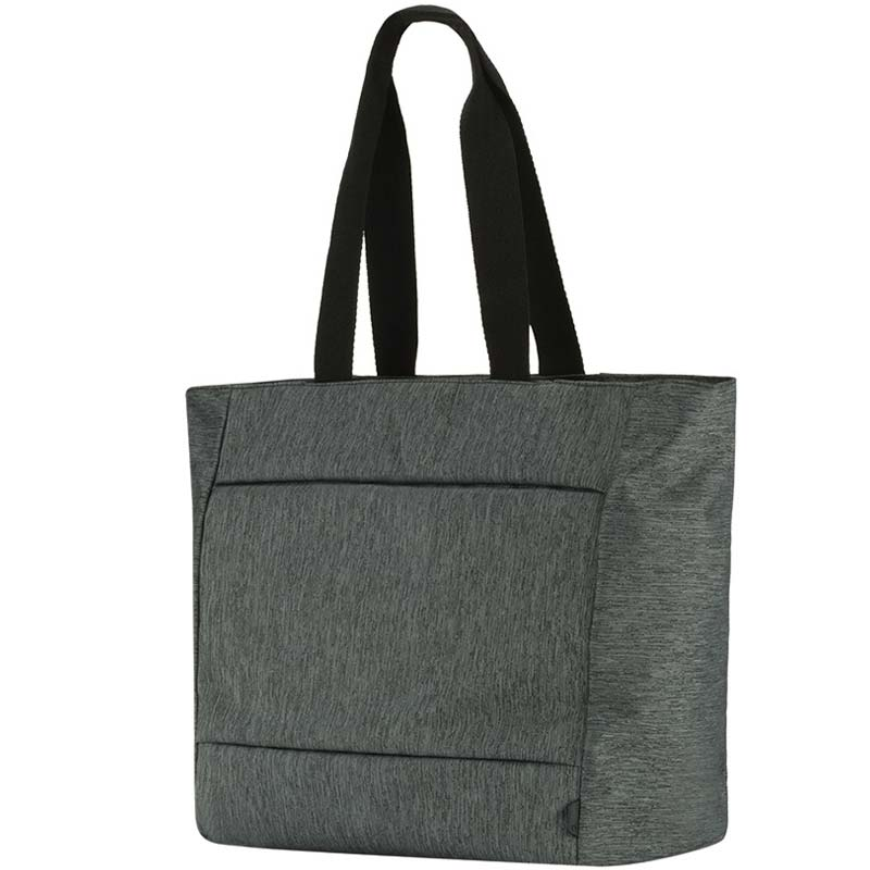 buy authentic and genuine from authorized distributor incase city market tote bag for macbook upto 13 inch heather black color Australia Stock