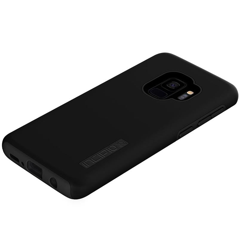 Shop Australia stock INCIPIO DUALPRO DUAL LAYER PROTECTIVE CASE FOR GALAXY S9 - BLACK with free shipping online. Shop Incipio collections with afterpay Australia Stock