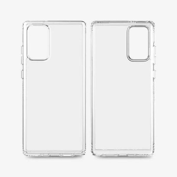best rugged clear case for samsung note 20 5g australia. buy online tech21 clear case collections at syntricate and get free express shipping