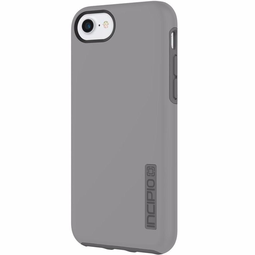 Shop Australia stock Incipio DualPro shock-absorbing Plextonium Case for iPhone 8/7/6s/6 - Gray with free shipping online. Shop Incipio collections with afterpay Australia Stock