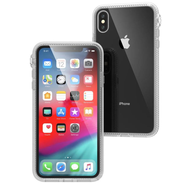 Get the latest IMPACT PROTECTION CASE FOR IPHONE XS MAX - CLEAR FROM CATALYST with free shipping online.