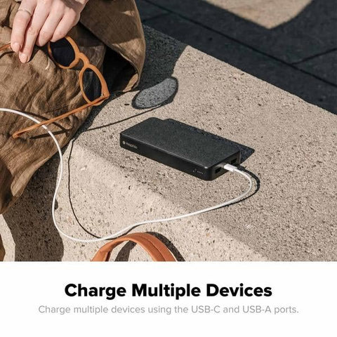 Shop Australia stock MOPHIE POWERSTATION XXL 20000mAH FABRIC UNIVERSAL POWER BANK - BLACK with free shipping online. Shop Mophie collections with afterpay