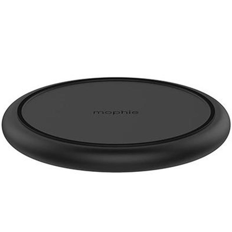 huge discount 8870c ed9a9 Mophie Charge Stream Pad+ 10w For Qi Enabled Devices - Black