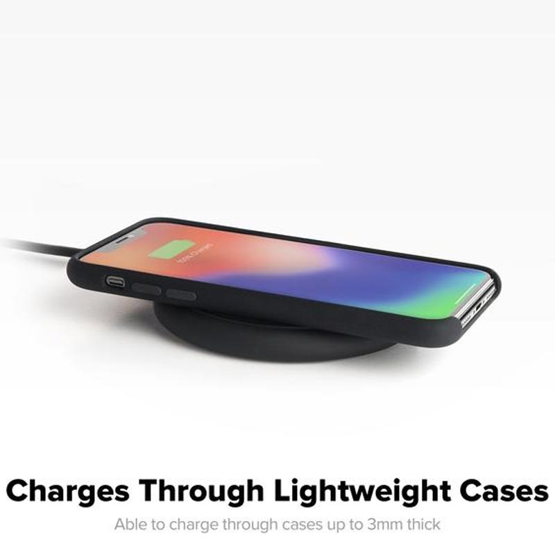 Shop Australia stock Mophie Charge Stream Pad+ 10w For Qi Enabled Devices - Black with free shipping online. Shop Mophie collections with afterpay Australia Stock