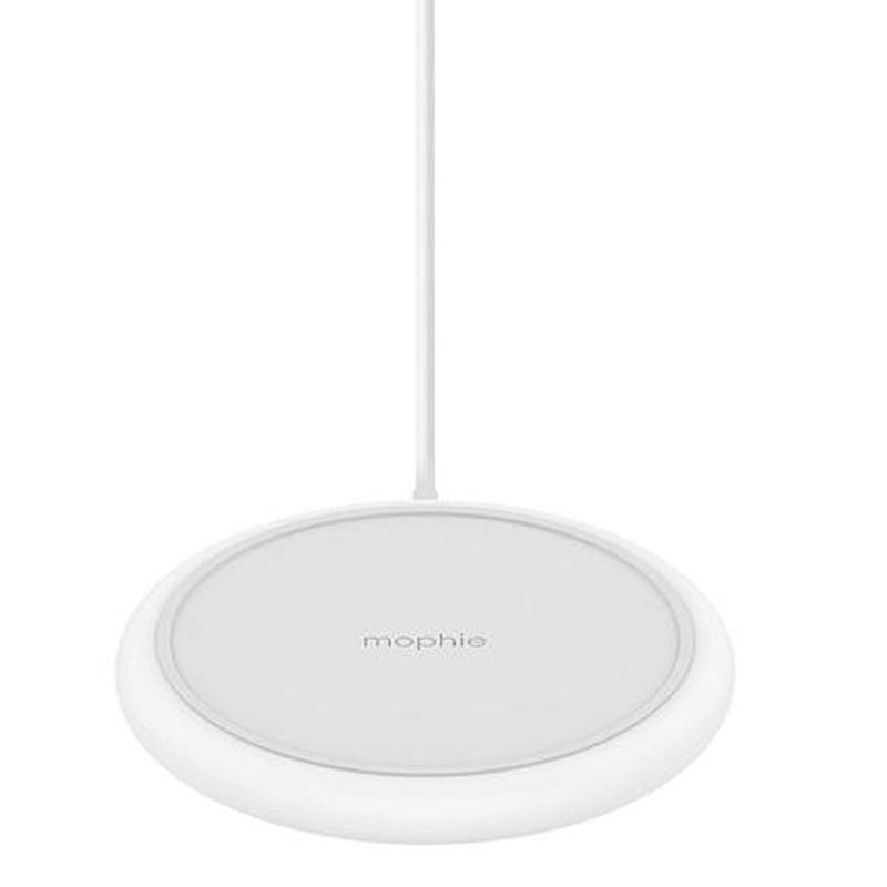 Shop Australia stock Mophie Charge Stream Pad+ 10w For Qi Enabled Devices - White with free shipping online. Shop Mophie collections with afterpay Australia Stock