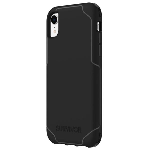 GRIFFIN SURVIVOR STRONG CASE FOR IPHONE XR - BLACK Australia Stock