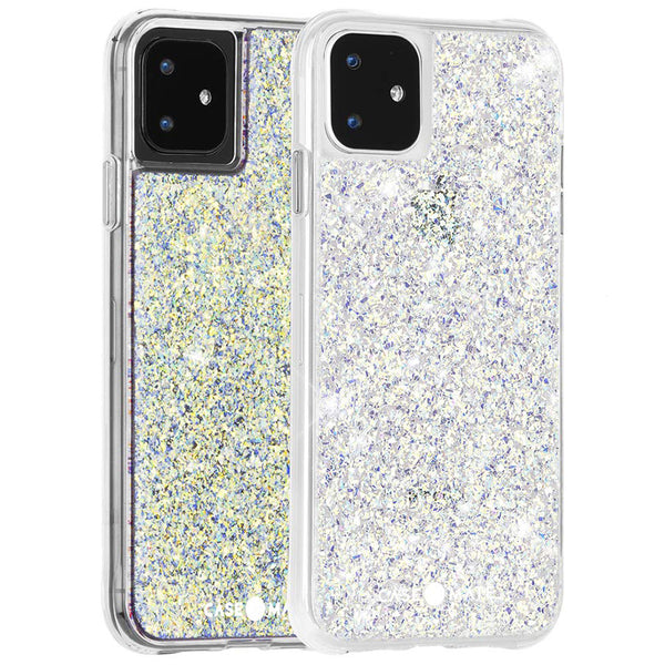 "Shop Australia stock CaseMate Twinkle Case For iPhone 11 (6.1"") - Stardust with free shipping online. Shop Casemate collections with afterpay"