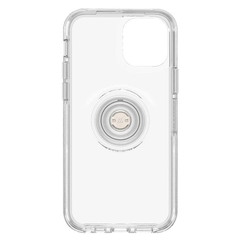 "Buy New iPhone 12/12 Pro (6.1"") Otter+Pop Symmetry Slim Case From OTTERBOX - Clear Australia authentic from authorised reseller with afterpay & return policy."