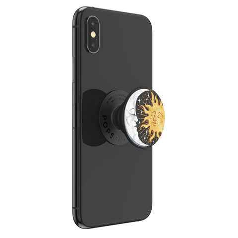 POPSOCKETS PopGrip Swappable Holder - Sun & Moon