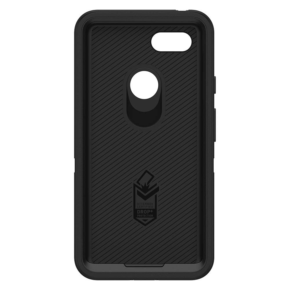 OTTERBOX DEFENDER SCREENLESS EDITION RUGGED CASE FOR GOOGLE PIXEL 3 XL - BLACK Australia Stock