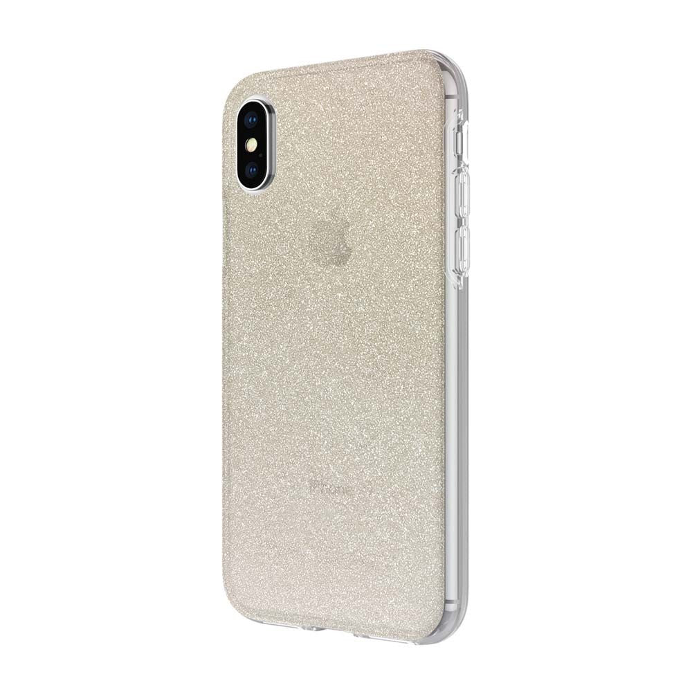 Shop Australia stock INCIPIO DESIGN SERIES CLASSIC HARD SHELL CASE FOR IPHONE XS/X - CHAMPAGNE GLITTER with free shipping online. Shop Incipio collections with afterpay Australia Stock