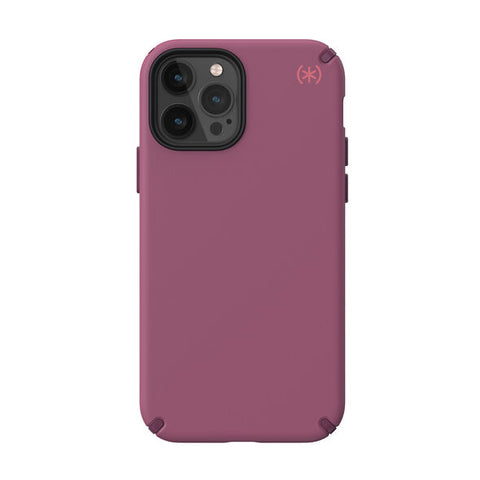 "Get the latest iPhone 12 Pro Max (6.7"") SPECK Presidio2 Pro Rugged Case - Lush Burgundy with free shipping Australia wide."