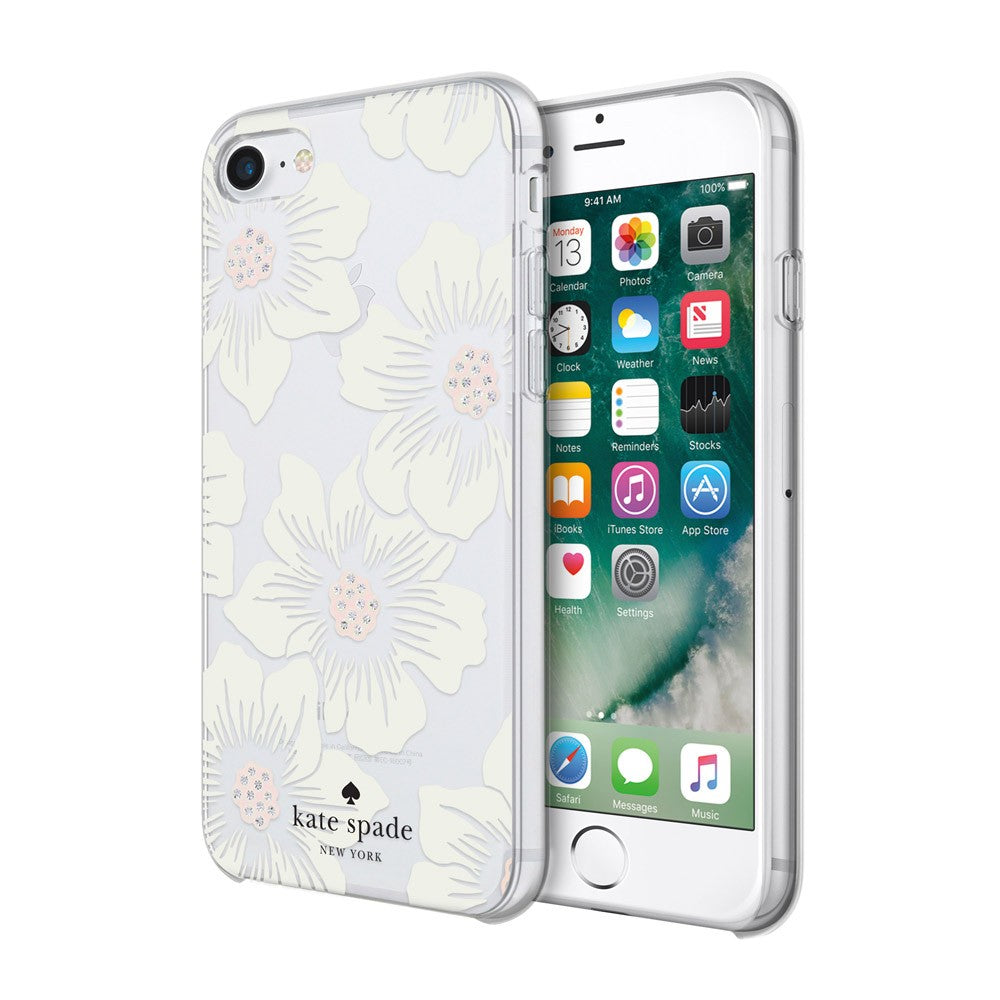 Kate spade new york case for iphone 8 6s 7 australia style design floral Australia Stock