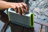 Shop Australia stock BRAVEN STRYDE PORTABLE BLUETOOTH WATERPROOF SPEAKER - SILVER/GREEN with free shipping online. Shop BRAVEN collections with afterpay