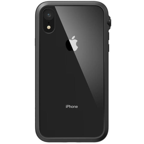 iphone xr case impact protection black colour from catalyst genuine  australia with free shipping.