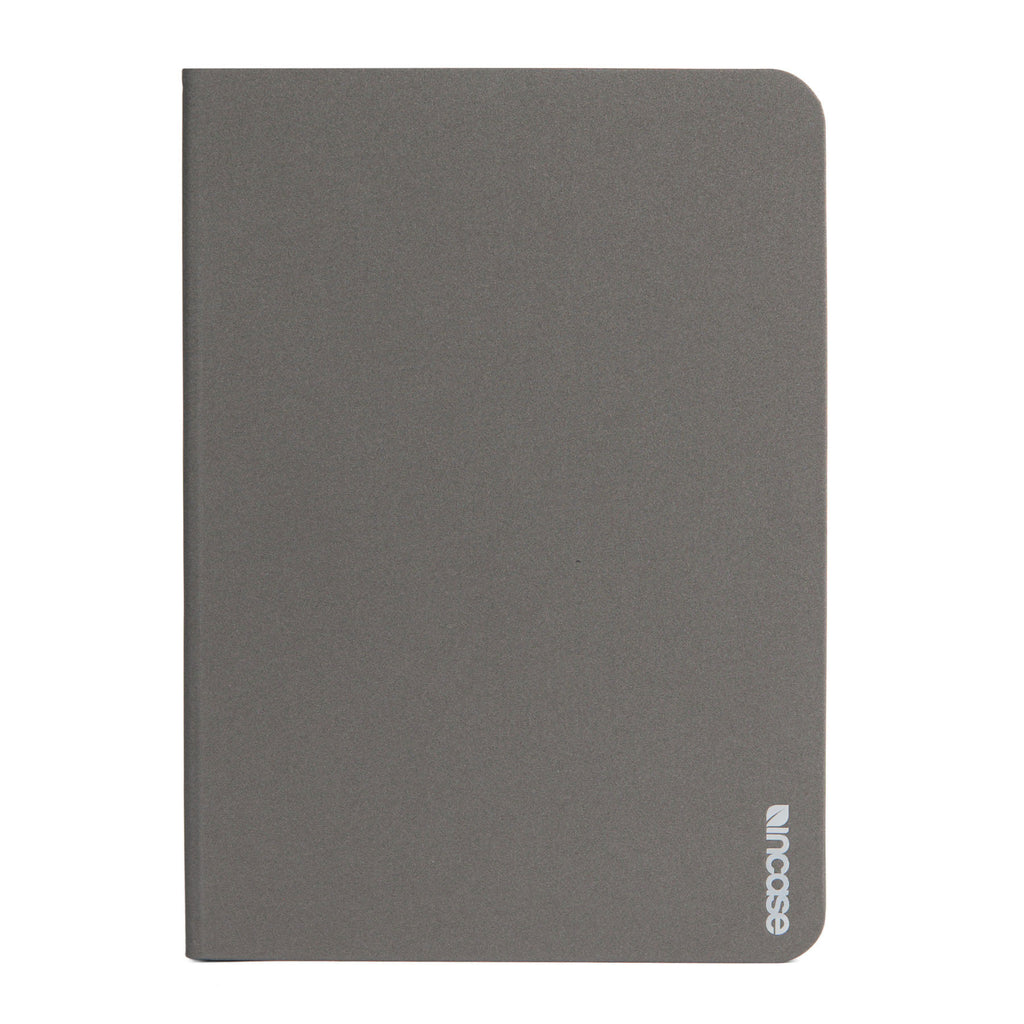 incase book jacket slim case for ipad air 2 - charcoal grey Australia Stock