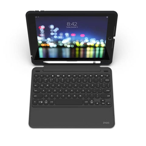 best australia keyboard case for ipad 10.2 from zagg. buy online with afterpay payment australia