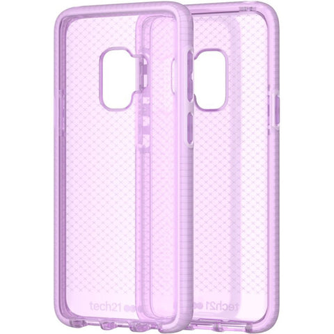 TECH21 EVO CHECK FLEXSHOCK CASE FOR GALAXY S9 - ORCHID
