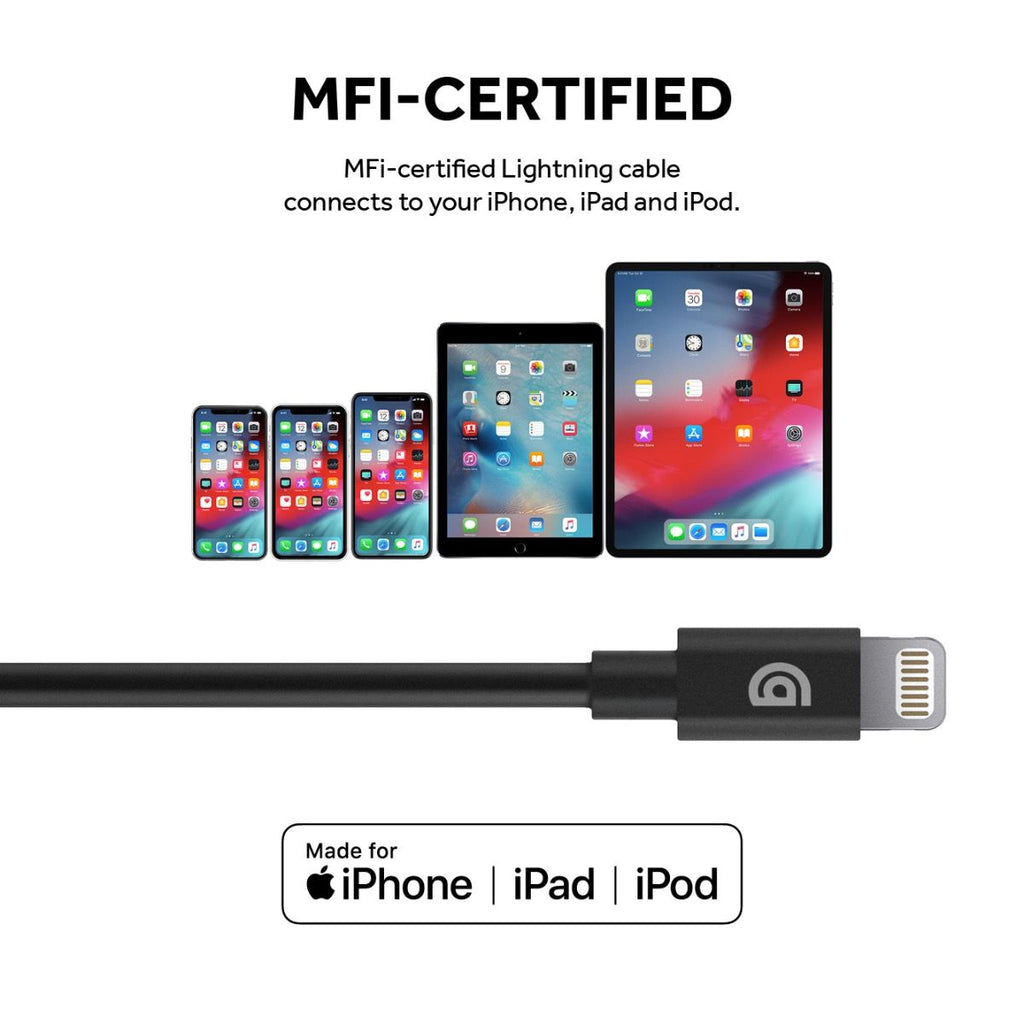 buy online premium usb-c cable to lighting cable from griffin australia Australia Stock