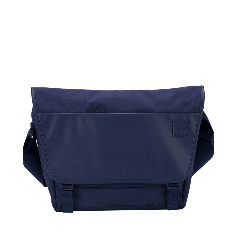 buy incase compass messenger bag for macbook upto 15 inch navy free shipping australia wide  Australia Stock