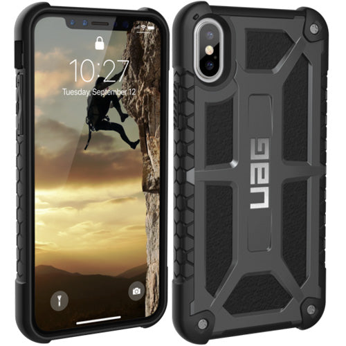online place to buy from store Uag Monarch Handcrafted Rugged Military Std Case For Iphone XS / iPhone X - Graphite. free shipping australia wide. Australia Stock