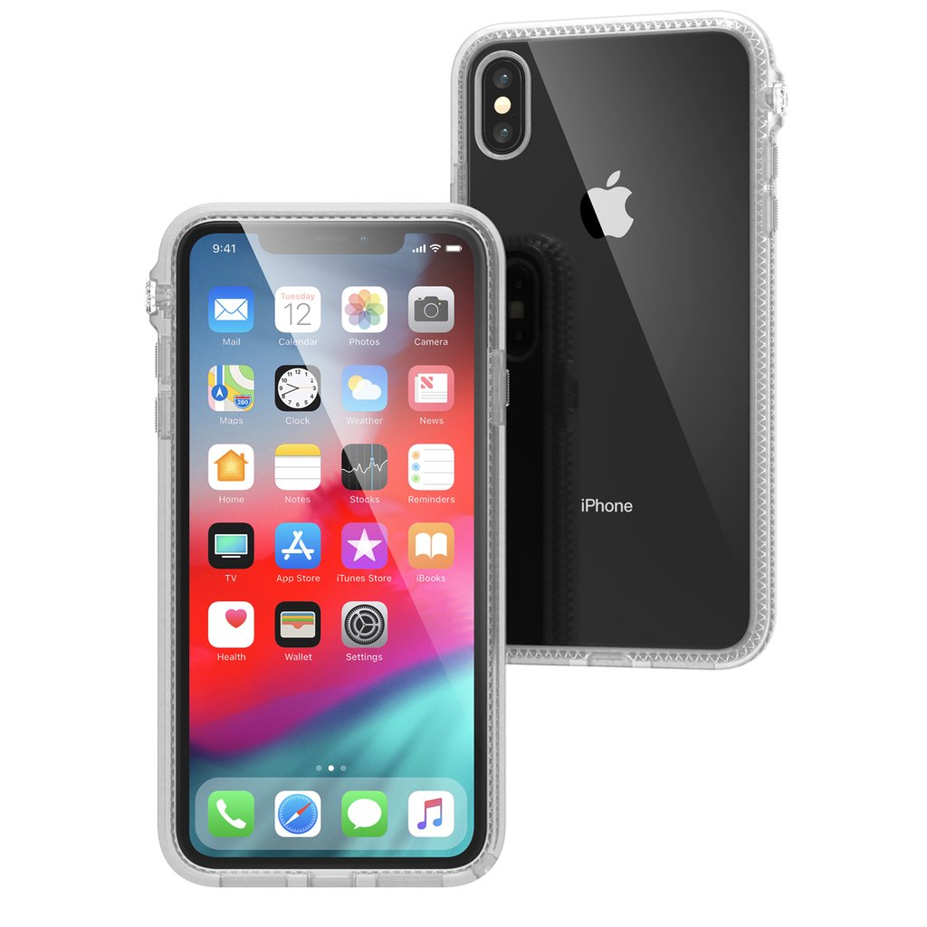 Grab it fast IMPACT PROTECTION CASE FOR IPHONE XS/X - CLEAR FROM CATALYST with free shipping Australia wide. Australia Stock