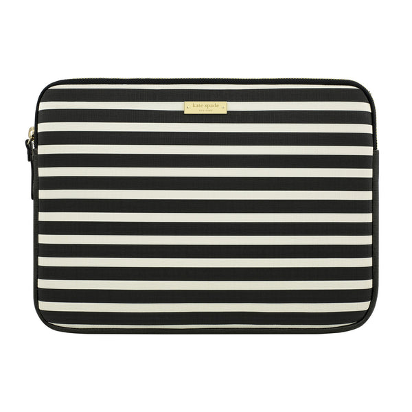 Shop Australia stock Kate Spade New York Printed Laptop Sleeve for Macbook 13 inch - Fairmont Square Black/Cream with free shipping online. Shop Kate Spade New York collections with afterpay