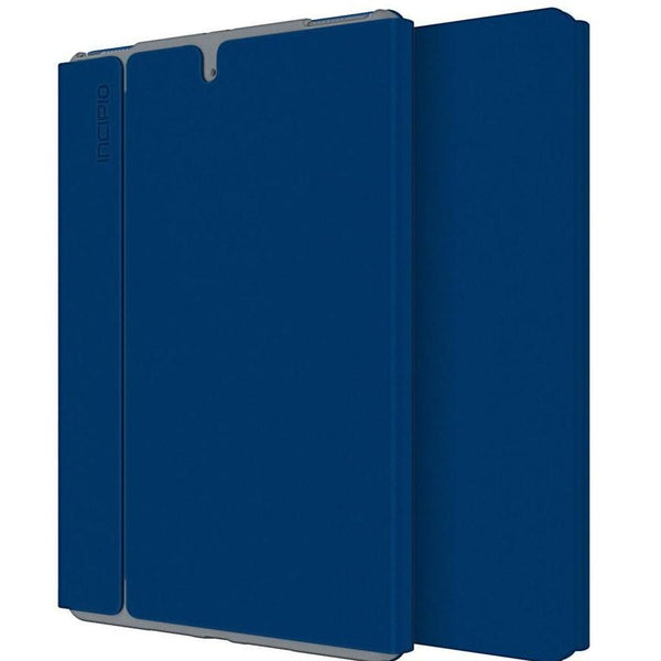 INCIPIO FARADAY FOLIO CASE WITH MAGNETIC FOLD OVER CLOSURE FOR IPAD PRO 10.5 (2017)- NAVY