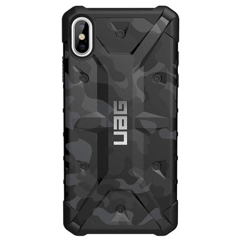 Place to buy PATHFINDER SE CAMO CASE FOR IPHONE XS MAX - MIDNIGHT FROM UAG online in Australia free shipping & afterpay.