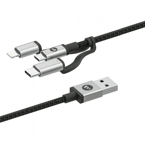 premium lightning usb-c cables from mophie australia