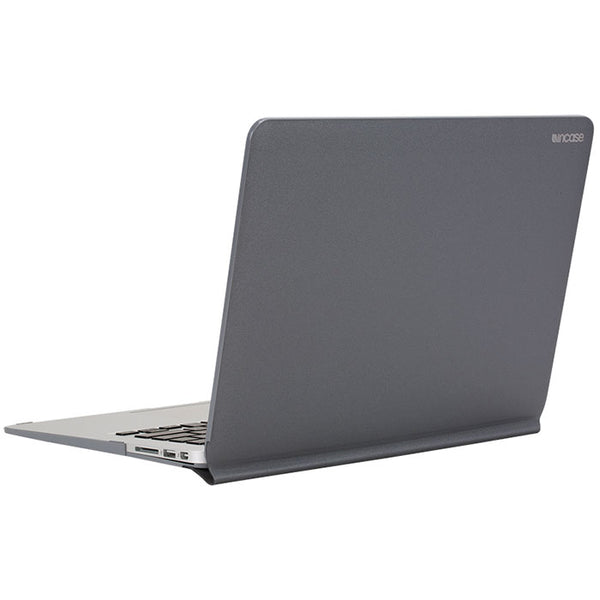 incase snap jacket protective case for macbook air 13 inch - grey