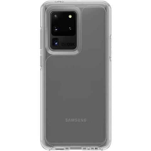 "OTTERBOX Symmetry Clear Case For Galaxy S20 Ultra 5G (6.9"") - Clear"