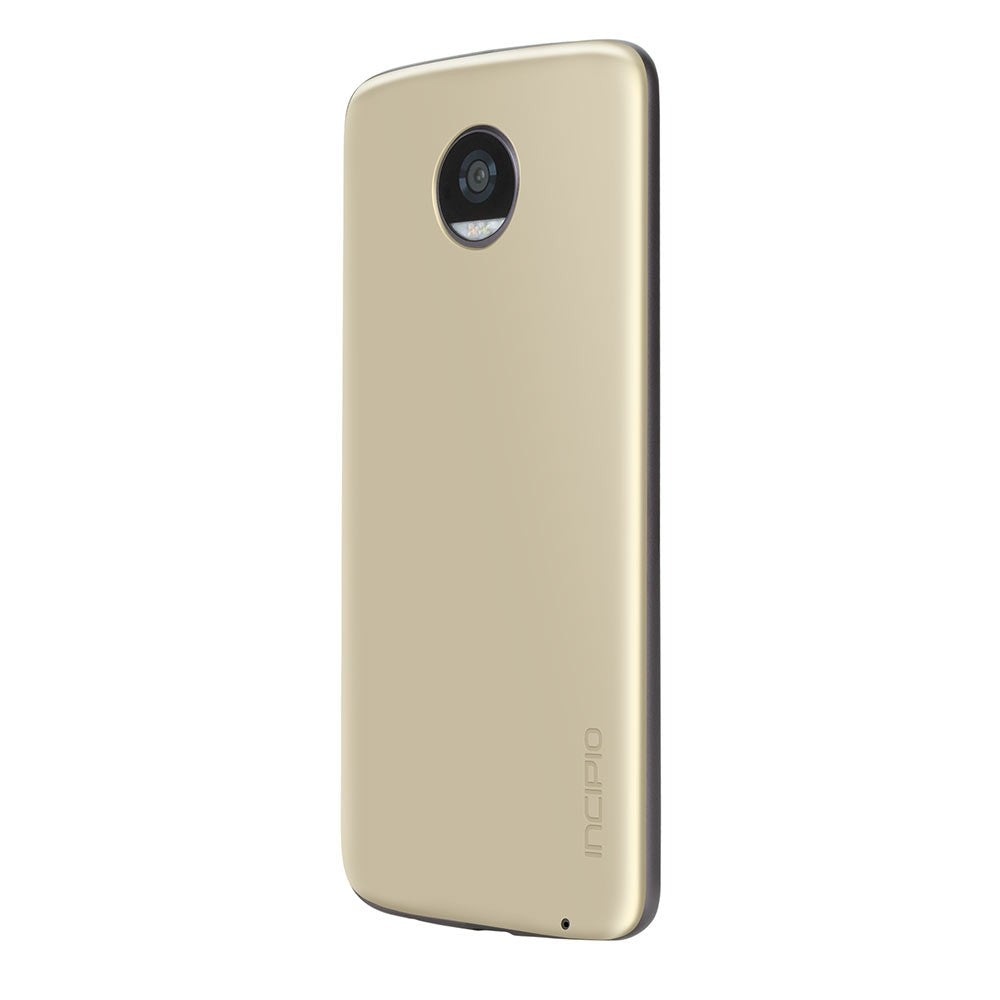 INCIPIO INTERCHANGEABLE BACK PLATE FOR MOTO Z2 FORCE/ Z2 PLAY - CHAMPAGNE Australia Stock