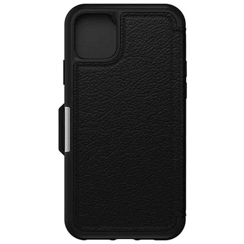 "Shop Australia stock Otterbox Strada Leather Folio Wallet Case For iPhone 11 Pro Max (6.5"") - Shadow with free shipping online. Shop OtterBox collections with afterpay Australia Stock"
