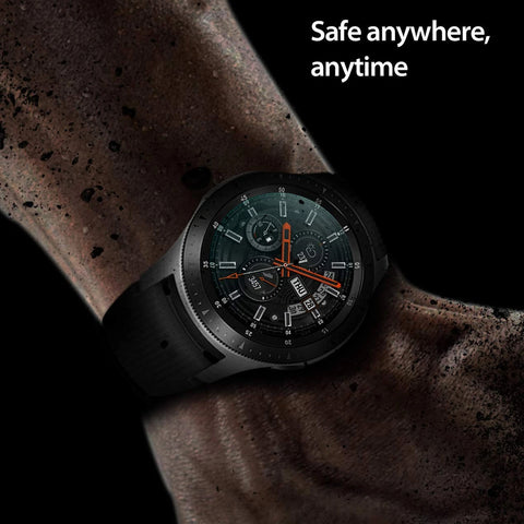 Ringke Invisible Defender Glass Tempered Screen Protector For Galaxy Watch 46mm/ Gear S3(2018)