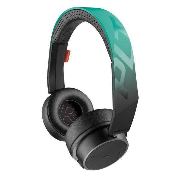 Trusted official online store to shop and buy Plantronics Backbeat Fit 500 Wireless On-Ear Sport Headphones Green Teal. Free express shipping Australia wide only at trusted official online store Syntricate.