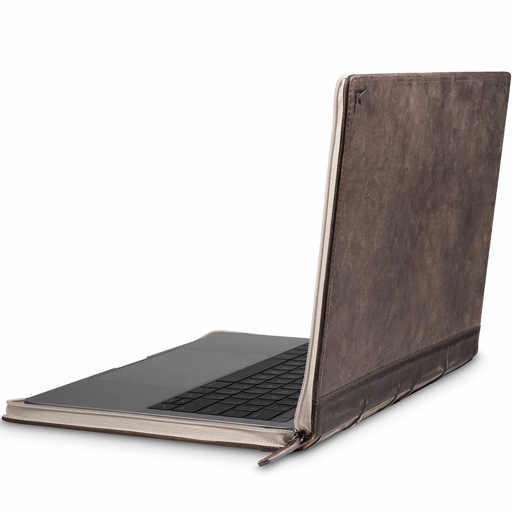 Authorized distributor with free express shipping Australia wide for every purchases of Twelve South Bookbook Vol 2 Vintage Leather Case For Macbook Pro 15 W/Touch Bar - Brown. Trusted official online seller store Syntricate. Australia Stock