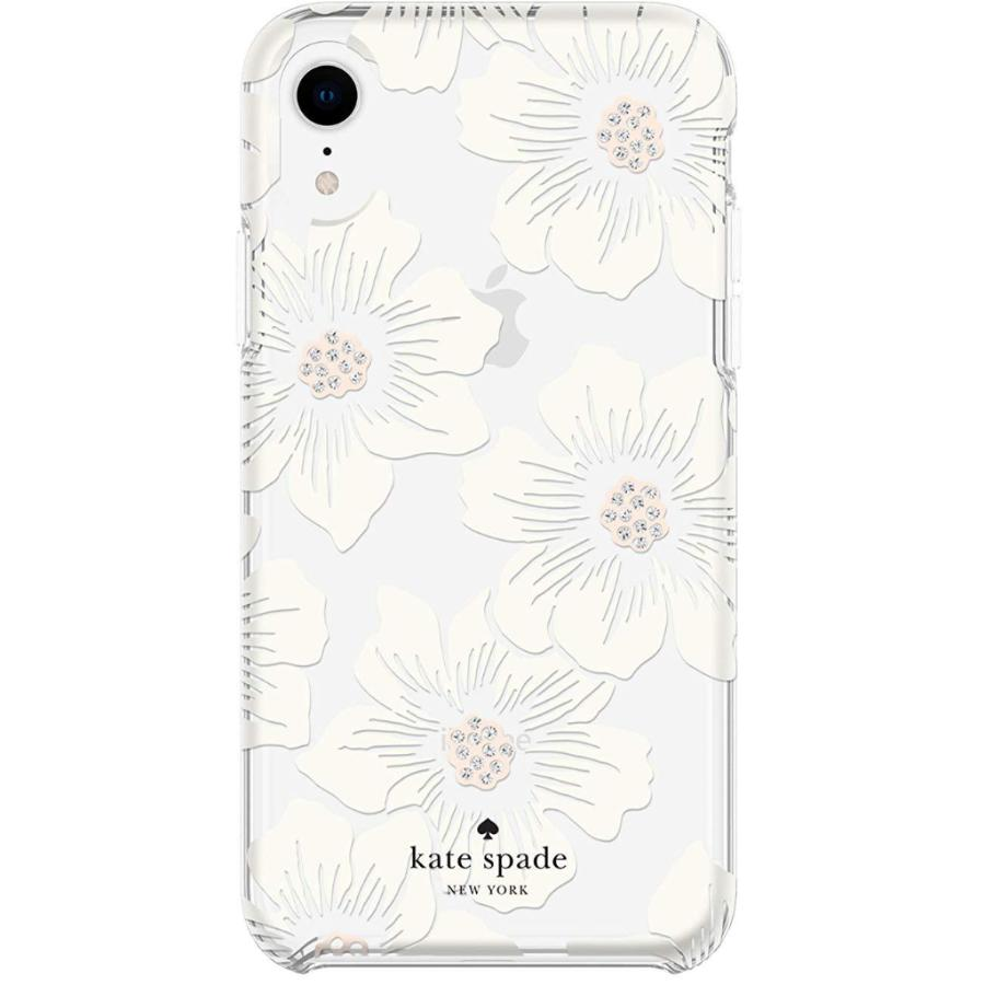hardshell flower pattern case for iphone xr. hollyhock from kate spade australia with afterpay payment and free express shipping. Australia Stock