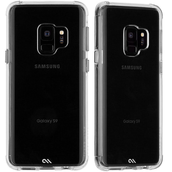 CASEMATE TOUGH RUGGED CASE FOR SAMSUNG GALAXY S9 - CLEAR