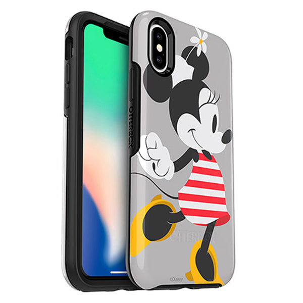 Buy new otterbox case with designer series with Minnie Stripes character the authentic accessories with afterpay & Free express shipping.