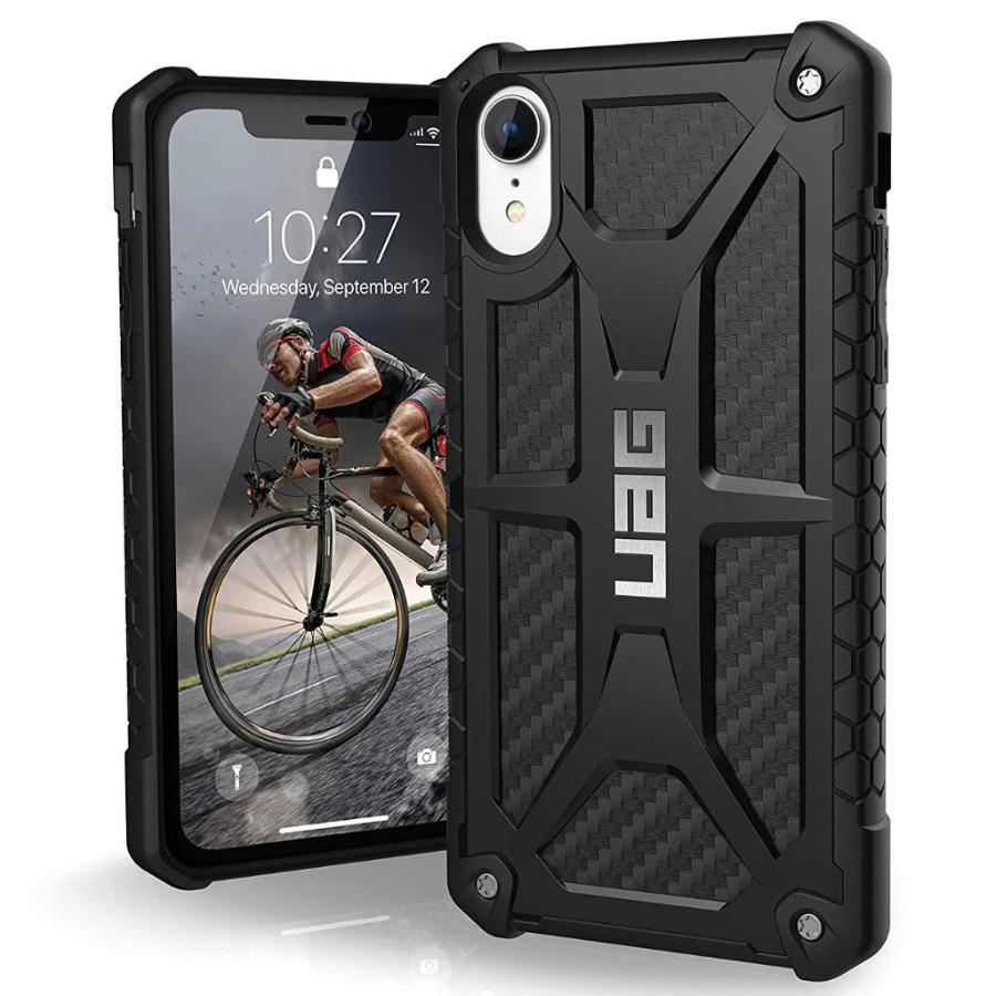 Iphone Xr Rugged Case From Uag - Carbon Fiber 0e24cc2579