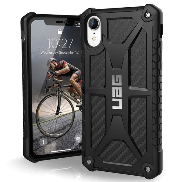 wireless charging compatible case for iphone xr from uag australia. buy online authentic accessories with afterpay & Free express shipping